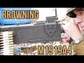 Beltfed History: Browning M1919A4 (Semi-Automatic)