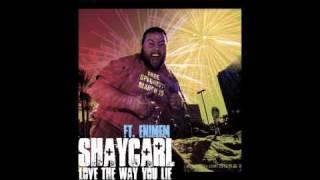 SHAYCARL FEAT. ENIMEM - LOVE THE WAY YOU LIE (PARODY REMAKE) 2010 HIGH QUALITY