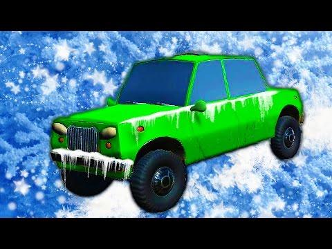 СУМАCШЕДШИЕ МАШИНЫ #4 Игровой мультик про машинки тачки гонки для детей мультфильм гонки на машинах