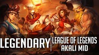 League Of Legends - Gameplay - Akali Guide (Akali Gameplay) - LegendOfGamer