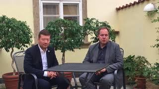 Tomio Okamura: Ing. Hynek Beran je lídrem SPD pro volby do pražského magistrátu