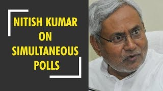 5W1H: 'One Nation One election' is good idea but not possible now, says Nitish Kumar