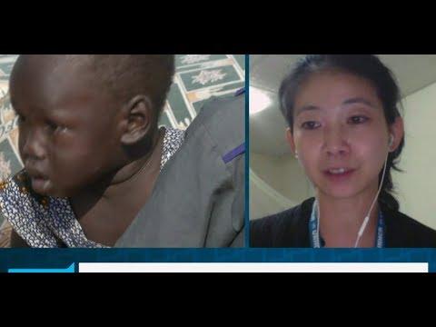 Episode1607:  South Sudan Refugee Crisis