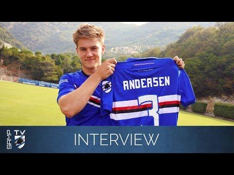 La favola di Andersen: «Samp, un'occasione per crescere»