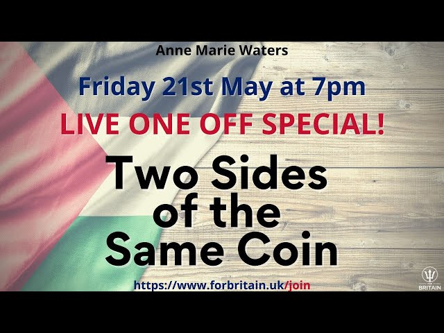 LIVE: Two Sides of the Same Coin
