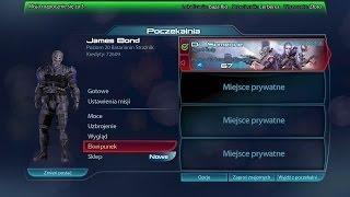 Mass Effect 3 Drassil Quest II - Walka wręcz: Batarianin vs Cerberus