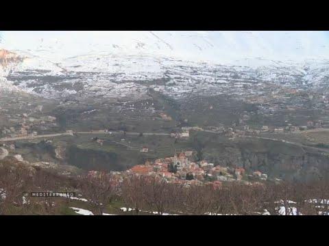 MEDITERRANEO – Le Liban est devenu une destination pour les amateurs de ski