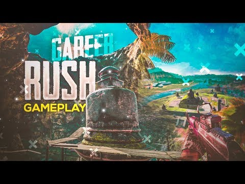 PUBG MOBILE LIVE : ULTIMATE RUSH GAMEPLAY HOT DROP LETS GOO