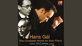 Twenty-four preludes for piano, Op.83: Prelude No.8 in C minor: Allegro pesante