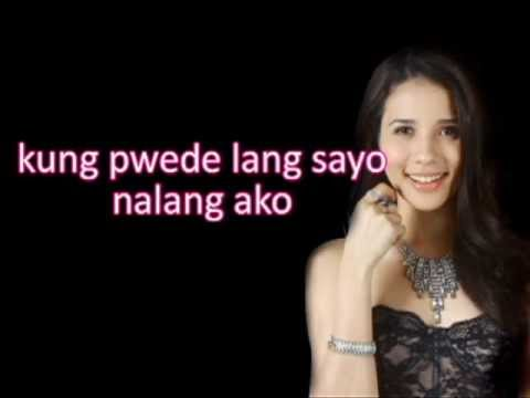 Sayo na lang ako - Karylle Padilla lyrics