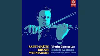 Violin Concerto No. 3 in B Minor, Op. 61: II. Andantino quasi allegretto (Live)