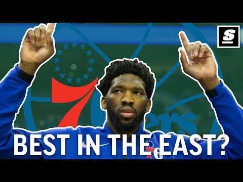 Are the Sixers the best in the East? | Pound the Rock