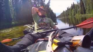 Вело водный поход 2014    Biking - kayaking trip to Komi-Permyak Okrug(Видеодневник вело-водного похода. 22 июня - 2 июля 2014 года, Пермский край, Коми-Пермяцкий округ. 11 дней, 425 км...., 2014-07-05T16:53:40.000Z)