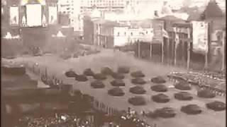 1 мая 1964г. Москва. Красная площадь. Военный парад.