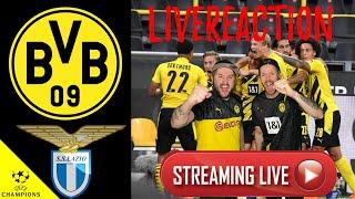 Borussia Dortmund LIVE gegen Lazio Rom - ⚽️ 5. Spieltag in der UEFA Champions League ⚽️ 🖤💛