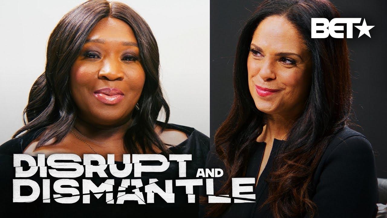 Bevy Smith & Soledad O'Brien Explore The Recurring Injustice Black People Face| Disrupt &am