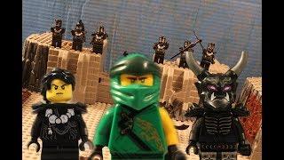 Ninjago Brotherhood Episode 6: Battle Between Brothers