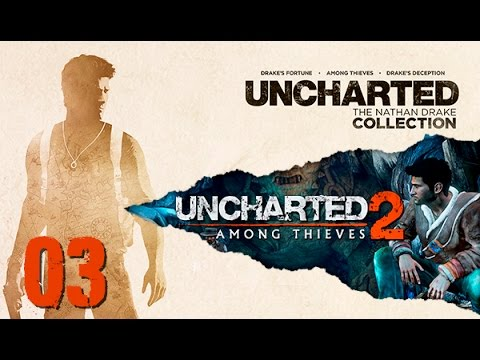 Uncharted Collection 2 - Explodindo tudo - Parte 3