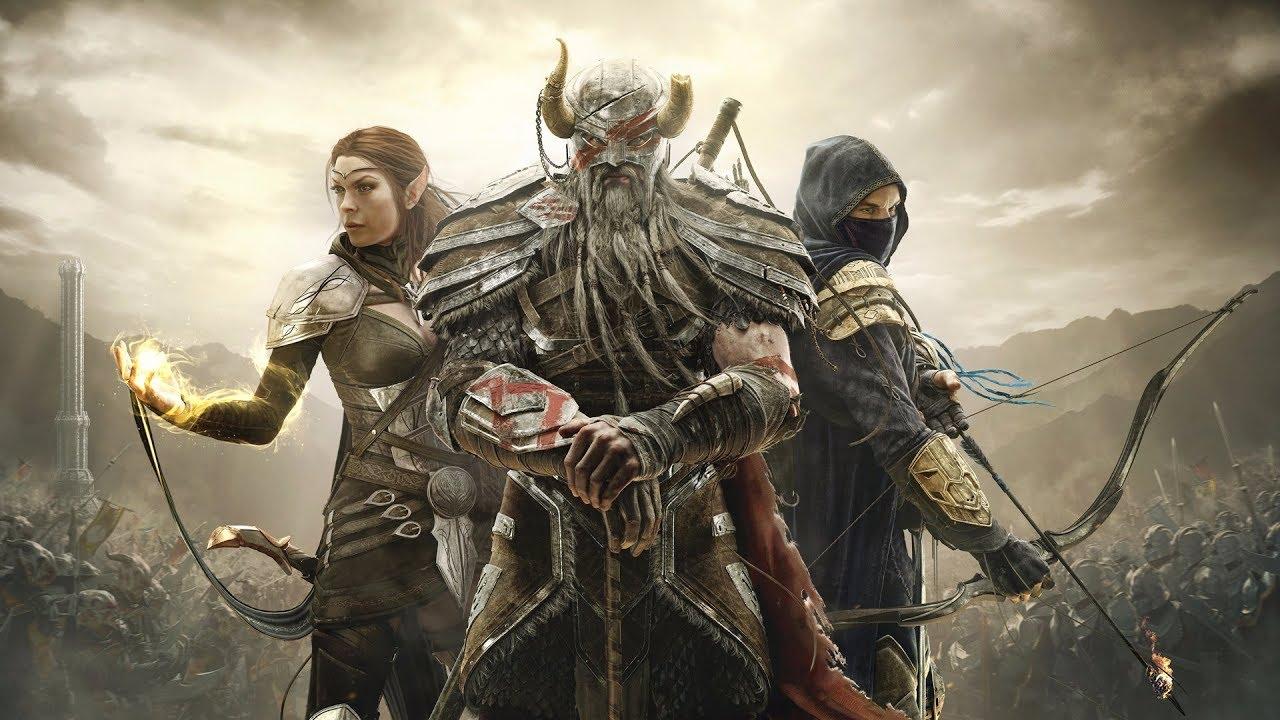 The Elder Scrolls Online – 10 Million Stories Trailer