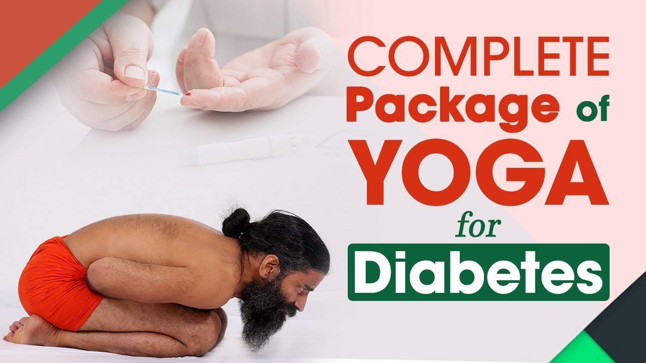 diabetes yoga ramdev baba
