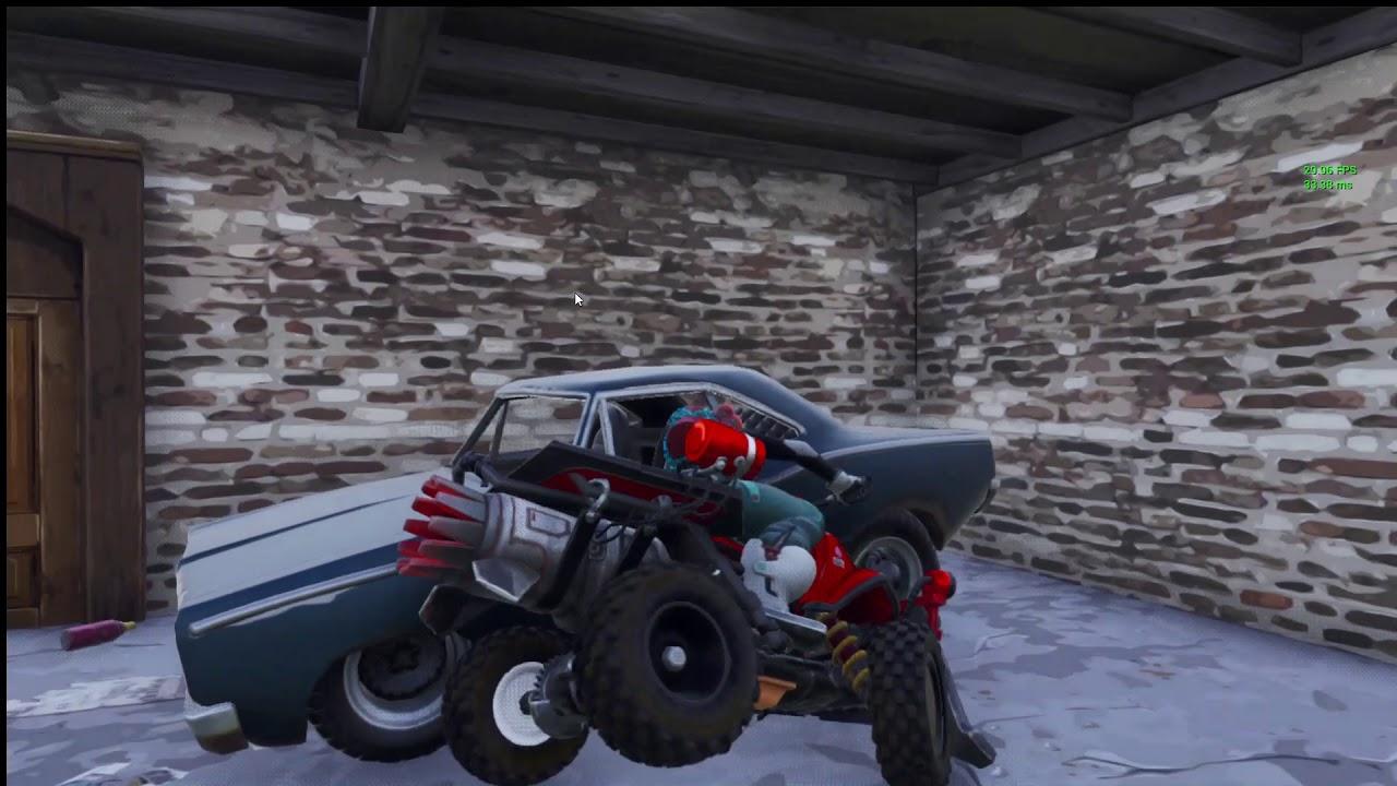 Como entrar al carro negro