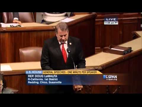 Rep. LaMalfa Applauds End of NSA Phone Data Collection
