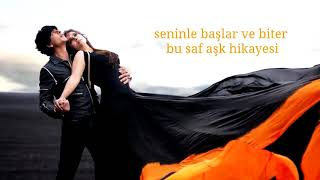 Gambar cover Gerua Türkçe Altyazılı | Dilwale | Shah Rukh Khan | Kajol | Arjit Singh | Antara Mitra | Pritam