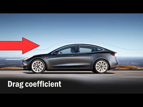 Tesla Model 3 Misses Drag Coefficient Target
