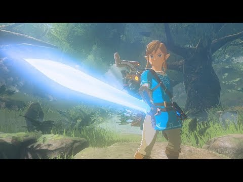 Zelda: Breath of the Wild Master Sword Trial, Part 2!