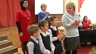 В Курской школе интернате для детей с ограниченными возможностями здоровья прошел благотворительный