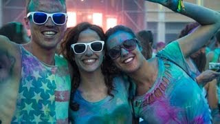 Holi Festival Of Colours BARCELONA 2013