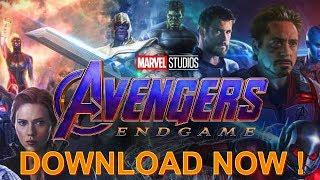 Download Avenger: End Game HD Full Movie 2019 | Avenger 4