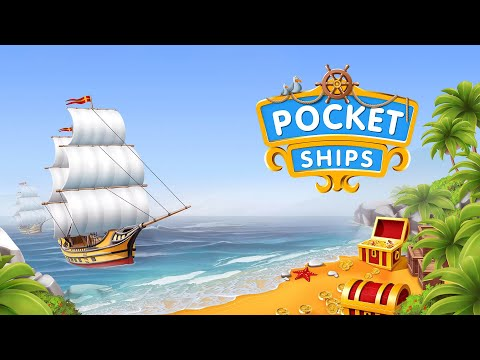 Pocket Ships - Idle Tap Tycoon - Trailer