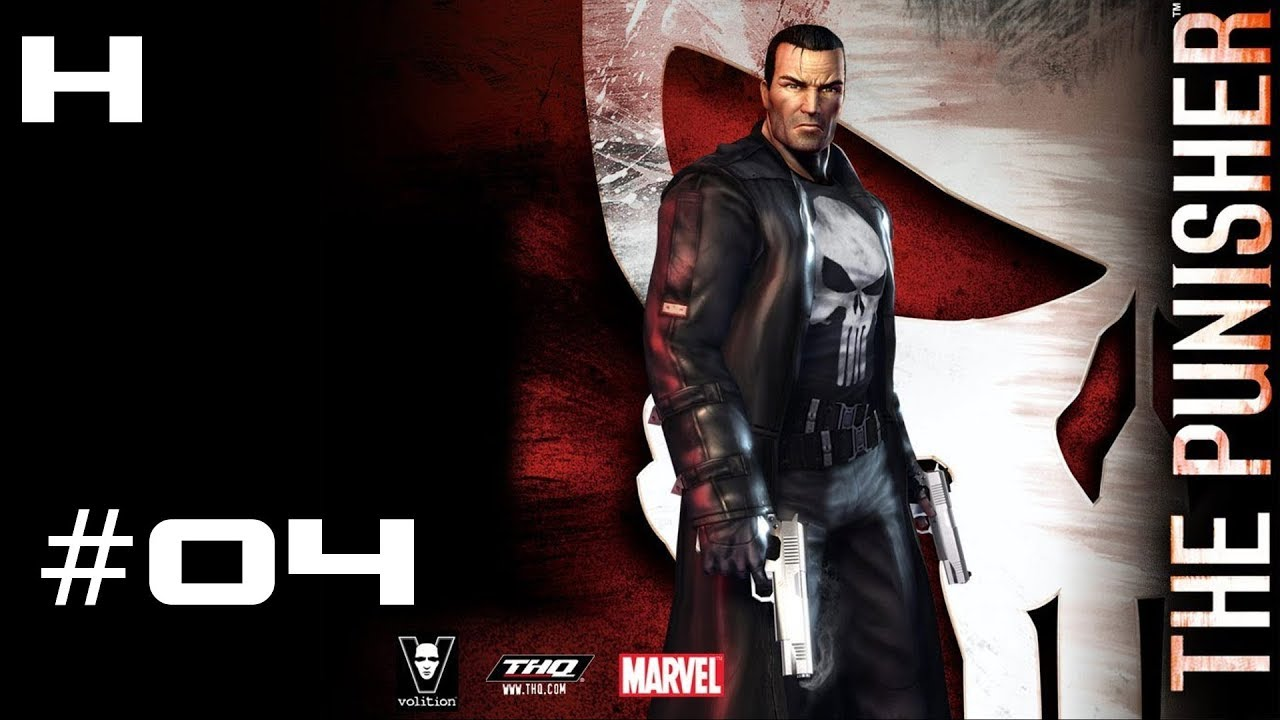 The punisher (pc): gameplay cheats enabled youtube.