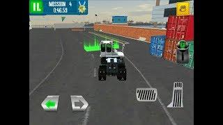 Cargo Crew - Port Truck Driver iOS Gameplay