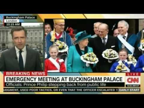 Buckingham Palace Prince Philip retires from royal duties Queen Elizabeth will carry on as usual