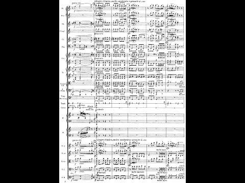 The Three-Cornered Hat (by Manuel de Falla) - Audio + Full Score