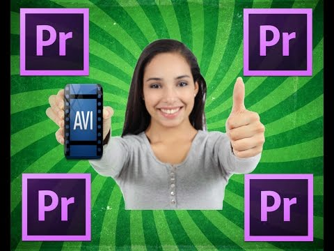 Adobe Premiere Pro НЕ ОТКРЫВАЕТ ФАЙЛЫ AVI [ РЕШЕНИЕ ]