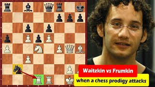 Joshua Waitzkin: The Immortal Game Of A 10 Year Old Chess Prodigy