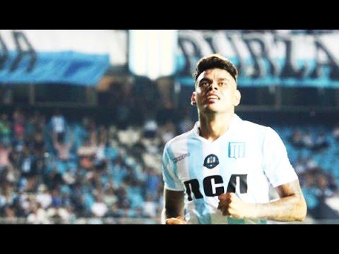 Gustavo 'La Pantera' Bou 2017- Racing Club- Ultimate Goals & Skills HD