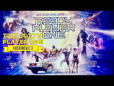 Ready Player One IMAX 3D Review Reaction by HourPhilippines.com