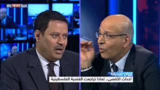 أحداث الأقصى.. لماذا تراجعت القضية الفلسطينية