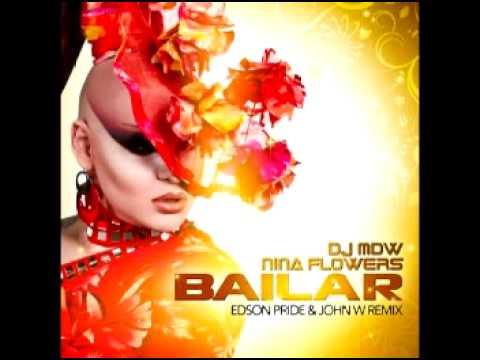 Dj MDW Ft Nina Flowers Vs Oscar V. - Baila El Circuito (Jonnas Roy & Miguel Ramirez Cha Cha Mix)
