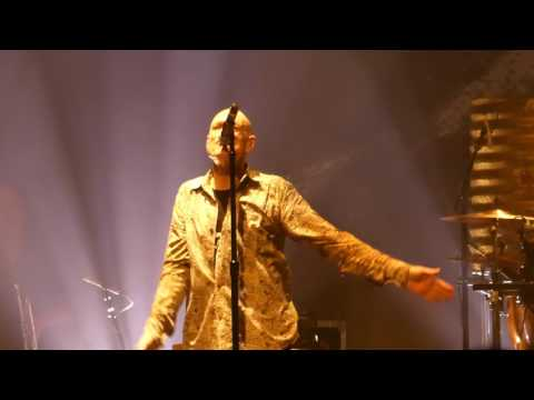 """Power and the Passion"" Midnight Oil@The Fillmore Silver Spring, MD 5/9/17"