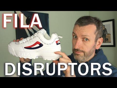 How much Height do Fila Disruptors add