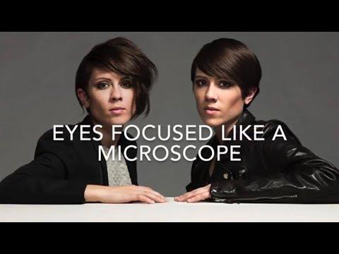 Tegan and Sara - On Directing (Lyrics) [HQ]