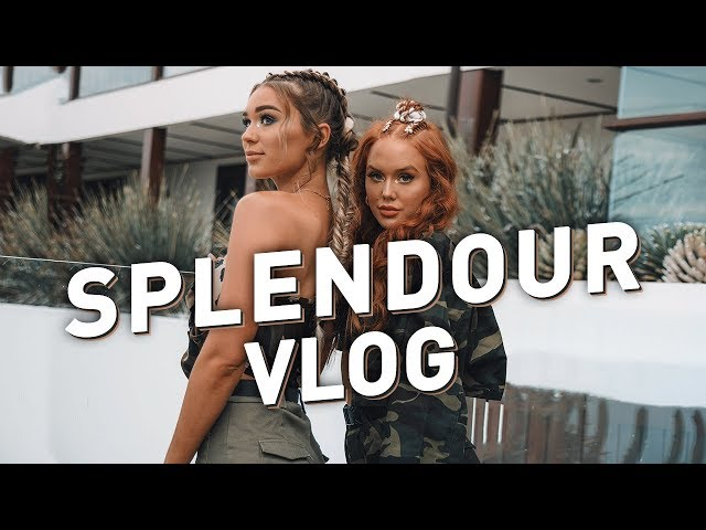 SPLENDOUR VLOG | LETS PARTY TOGETHER