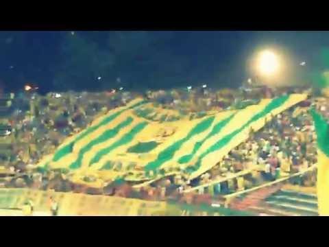 Bucaramanga - Cartagena. Himno de Santander/Tapatribunas