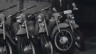 Jawa 555 Pionier (1961)