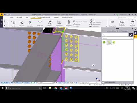 Tekla Partner Spotlight: Connection Design Optimization with Qnect